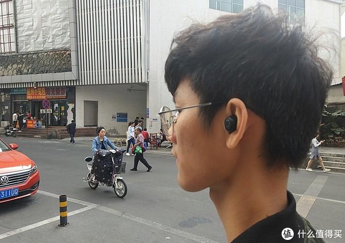 高清降噪的Xisem西圣蓝牙耳机