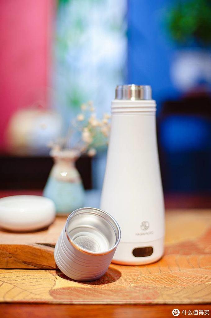 巧本口袋电热杯——出行也能喝上放心的热水
