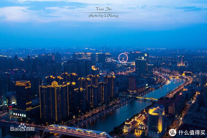 天津的万国风情之一:初见