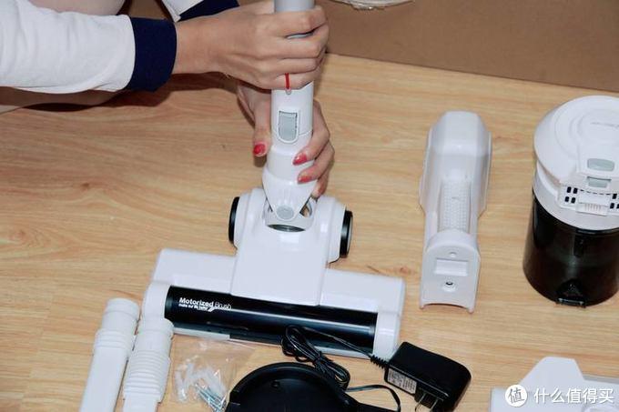 纤尘不染,专业除螨-360无线手持吸尘器体验