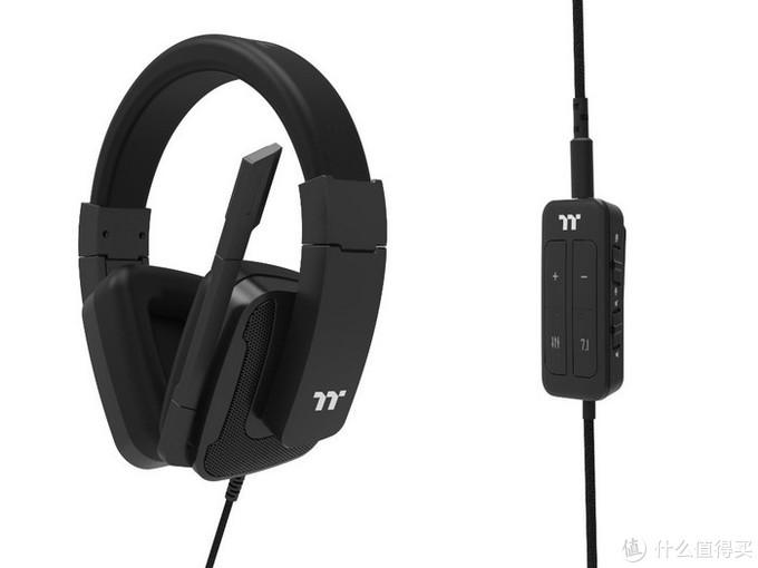 Thermaltake曜越发布 TK5、TM5键鼠以及Shock XT和RIING Pro RGB耳机新品