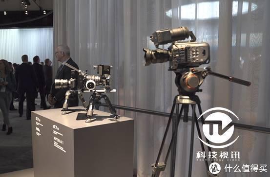 从镜头到客厅全覆盖 索尼黑科技8K方案闪耀CES2020