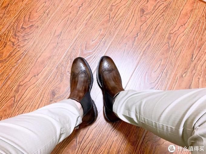 这双保暖又有型的ECCO爱步唯途Ⅰ切尔西雕花男靴,海淘不到怎么办?