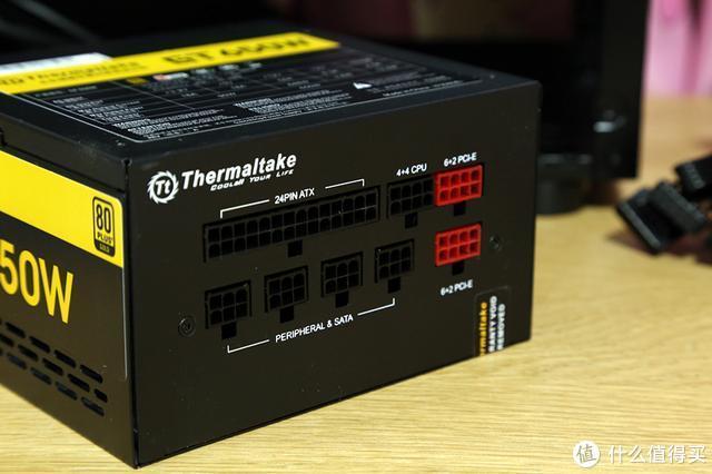 个人用过的200元价位最棒的箱子:TT曜越H2中塔机箱(附GT650W模组电源开箱)体验