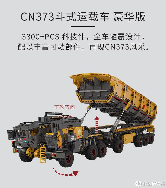 CN373斗式运载车---豪华版