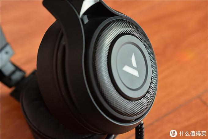 极致音效,沉浸体验——雷柏VH520游戏耳机