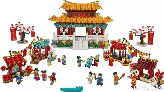 新春合家欢 一起拼乐高如何?——适合过年全家动员的lego产品