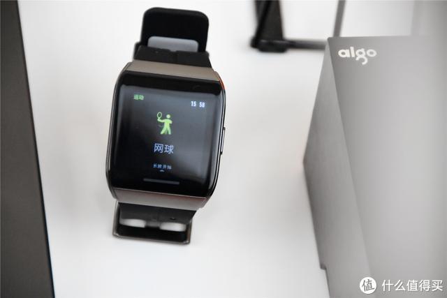 比小米手表还便宜,30天续航+血氧监测,aigo推出全新智能手表
