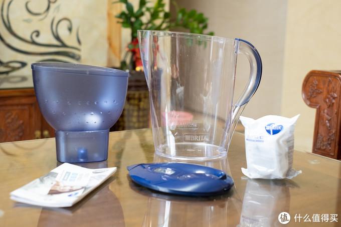 让全家用到新鲜活水:碧然德海洋系列净水壶