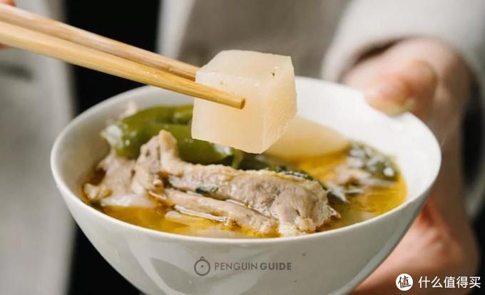 这种辣度是江浙同事们也能够接受的,如果担心过辣,可以少放一点料包里的汤汁。