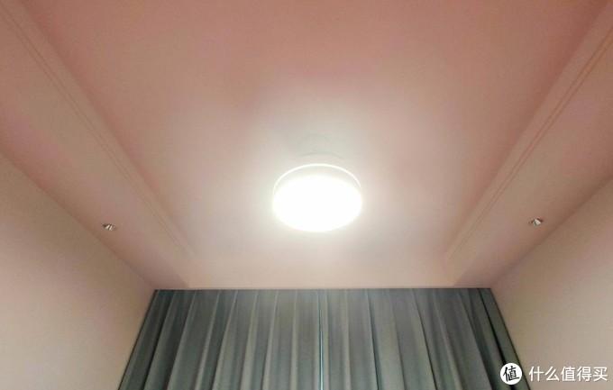 智能家居再添一员,被迫安装在主卧的Yeelight智能风扇灯详细体验