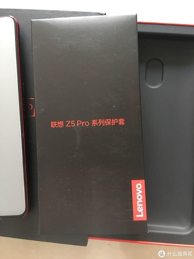 迟到的 联想 z5 pro gt 开箱