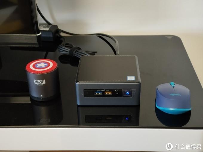 Intel 8代i3NUC开箱上手简评