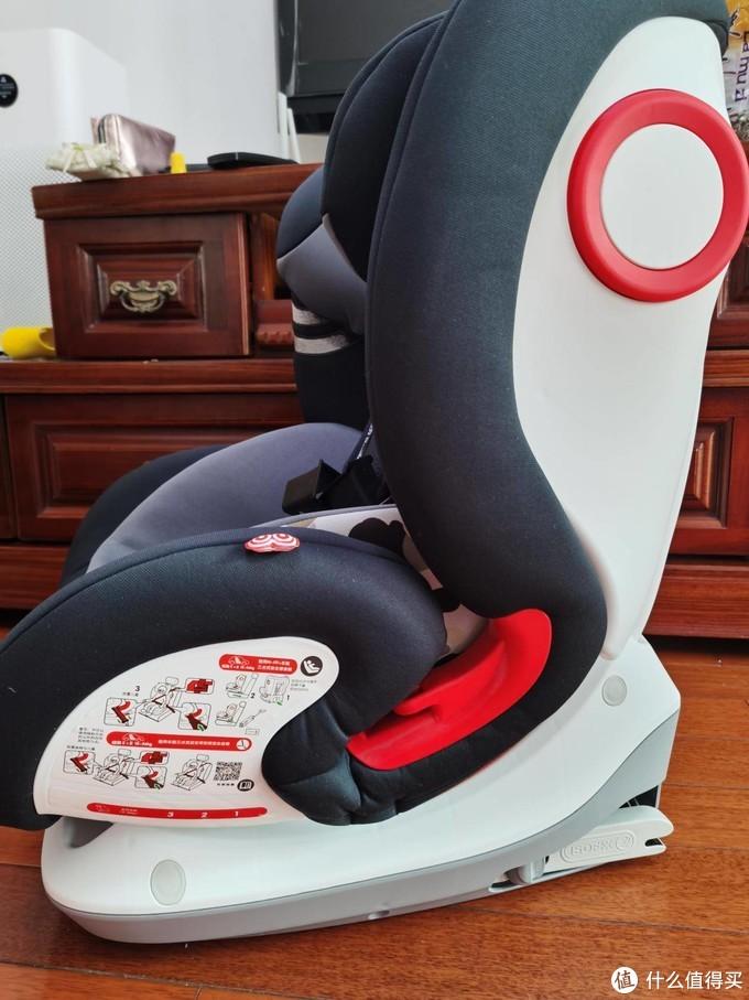 精致小仙女的第一台安全座椅选购指南-猫头鹰卢娜分享