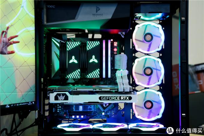 2020年装什么电脑?9900k配2070super 名人堂打造高性能RGB主机
