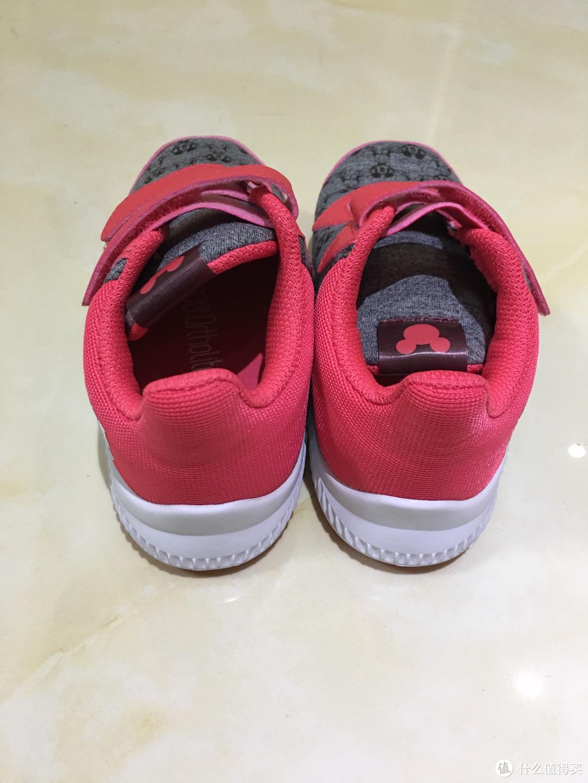 一年前撸的真五折 adidas 女童鞋BA9911