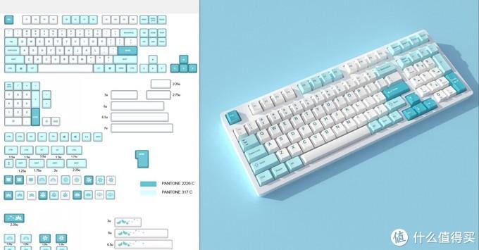 980键盘云开箱[多图]