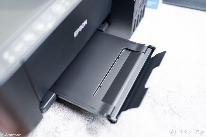 试卷照片样样行——爱普生L3153墨仓式彩色无线多功能一体机