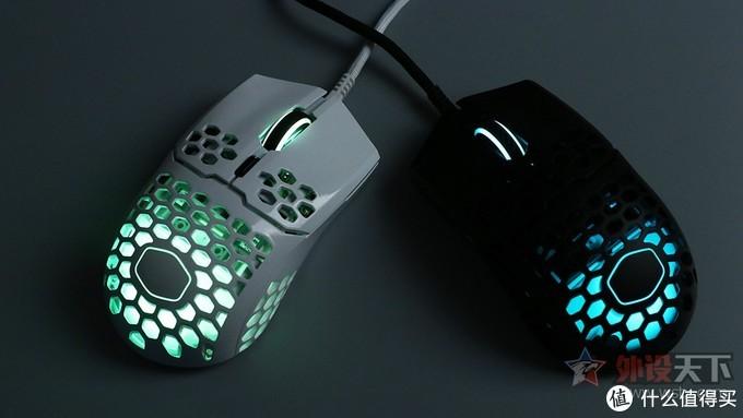 增设RGB:酷冷至尊MM711天狼星游戏鼠标评测