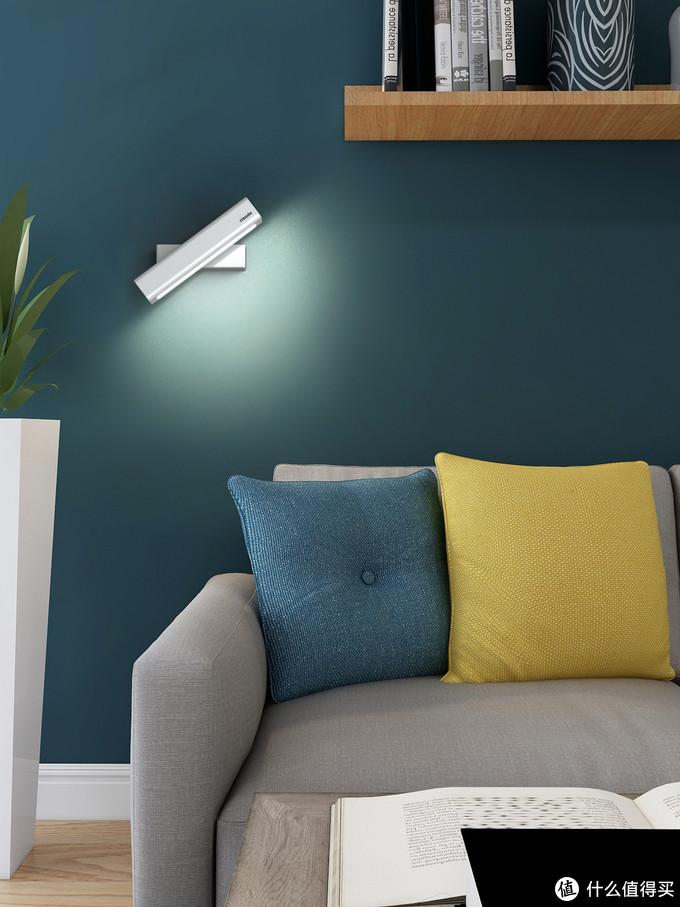 北欧极简卧室壁灯 风格独特的设计
