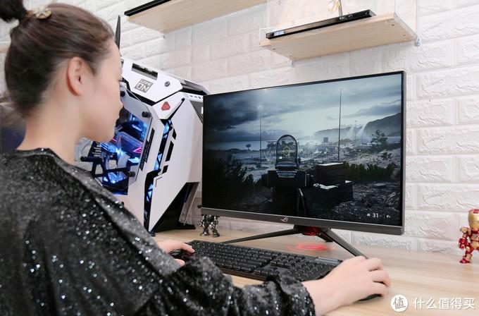 能超频的显示器是什么体验?ROG STRIX XG279Q电竞显示器