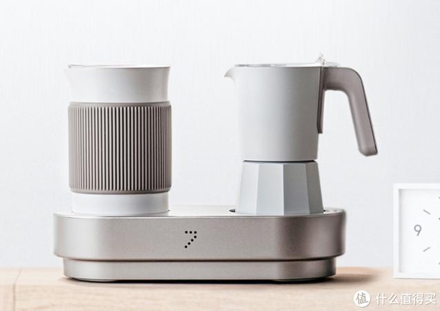 5种模式、一键操作!京东众筹上架7 warmpro花式咖啡机:3分钟即享一杯好咖啡