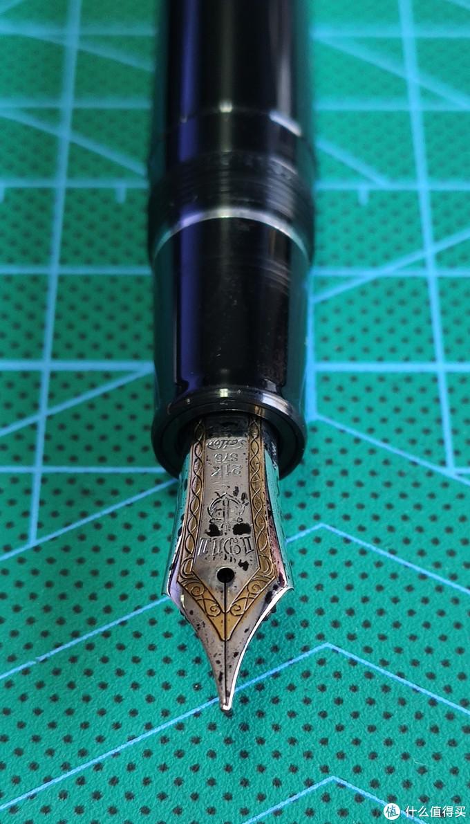 萌新的小小爱好钢笔坑