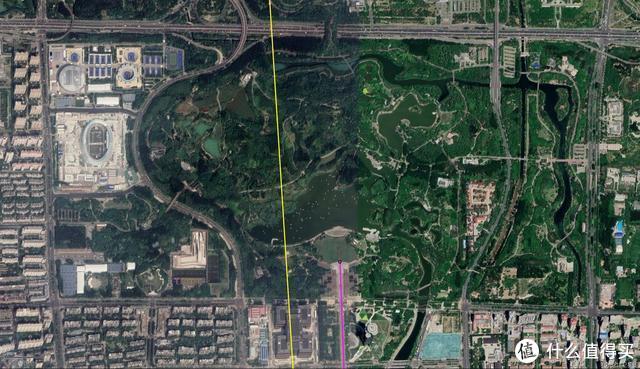 永定门曾被拆毁,天桥前门昔日繁华不再,探寻北京中轴线的秘密