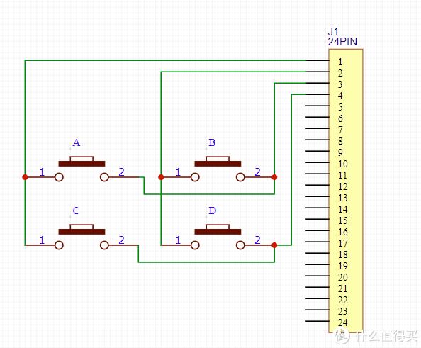 立创EDA绘制优联机械键盘PCB的补充