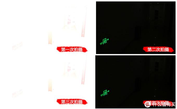 全光实测连拍 回电速度过慢导致第二四张画面无光