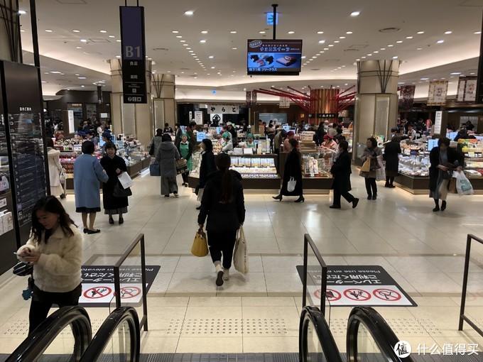 日本大阪百货店-女人的天堂vs男人的地狱