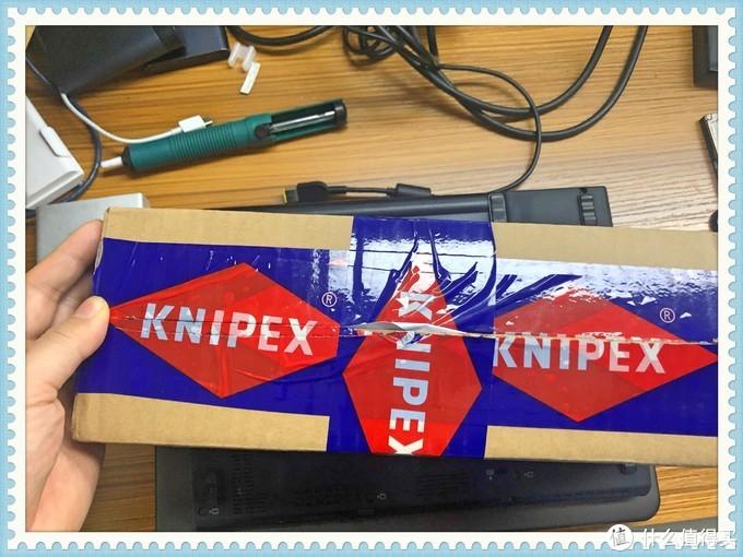 凯尼派克Knipex 1396200多功能电工装配钳上手体验