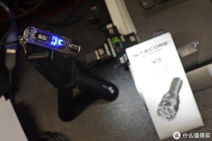 随身携带的多用途照明工具:奈特科尔钥匙灯TIKI