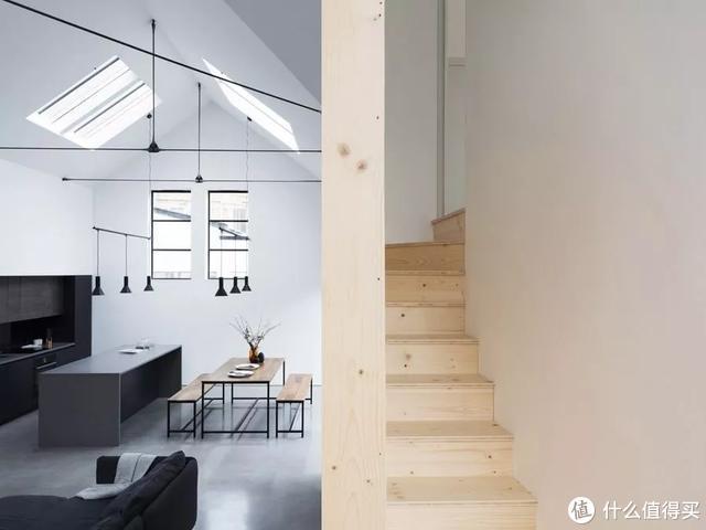 180㎡荒废仓库改造温馨住宅,美爆了的极简主义