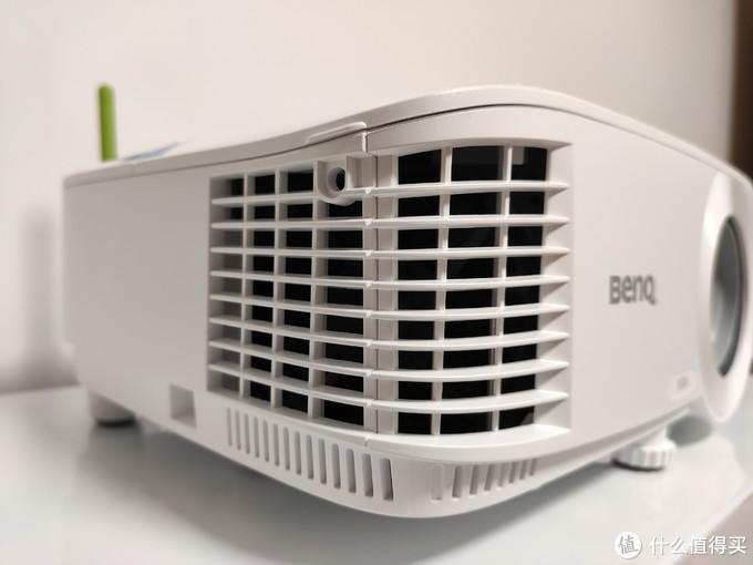 为年会添置的办公投影,明基E520无线投影仪开箱简测