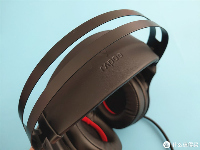 雷柏VH520虚拟7.1声道RGB游戏耳机:让游戏体验身临其境