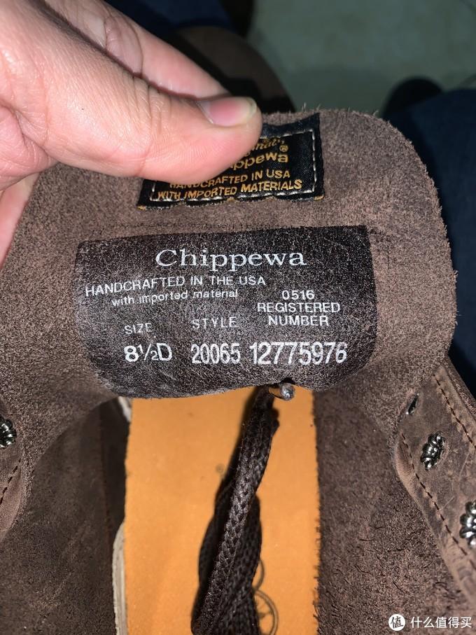 9012年底,奔四大叔送给自己的礼物——Chippewa大靴子