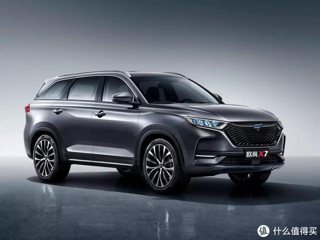 新增EV版本,长安欧尚X7竞争力再上一层楼