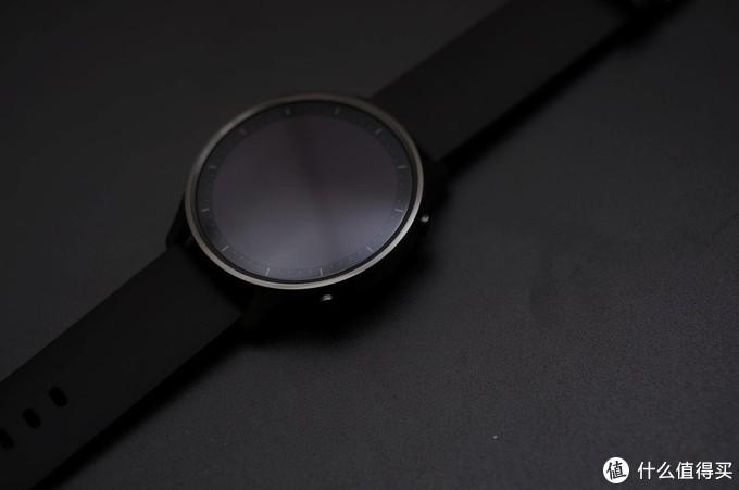 不带一丝赘肉:小米color智能手表使用体验