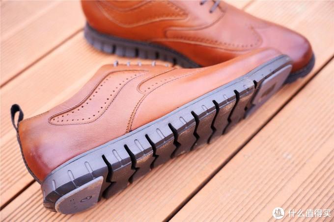 鱼和熊掌可以兼得,看七面男士轻质运动牛津鞋,如何轻松做到!