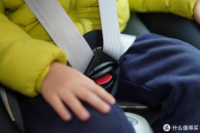 带红圈的安全座椅 - 猫头鹰卢娜