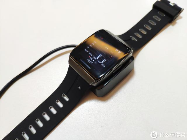 价格屠夫!aigo智能手表FW01真实感受:30天续航+血压血氧