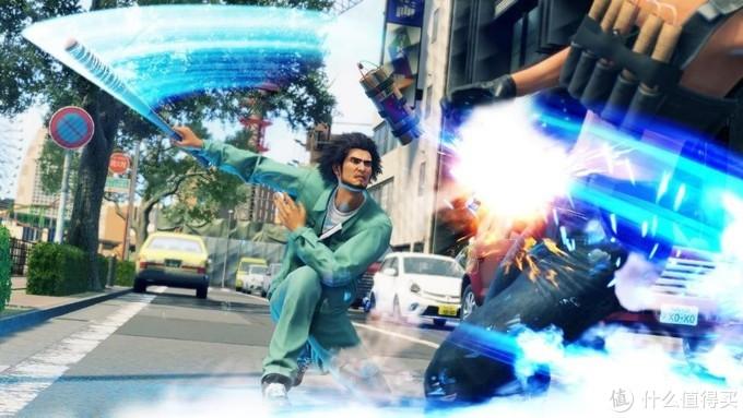 重返游戏:《如龙7》今日发售,后续将更新7弹免费DLC