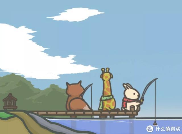 养老手游月兔冒险,这不就是一本日本旅行指南吗?