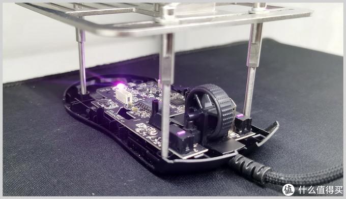 能稳定1:1么?固件升级后的雷蛇毒蝰终极版DPI测试