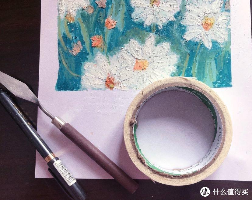 油画棒小白的不完整材料介绍