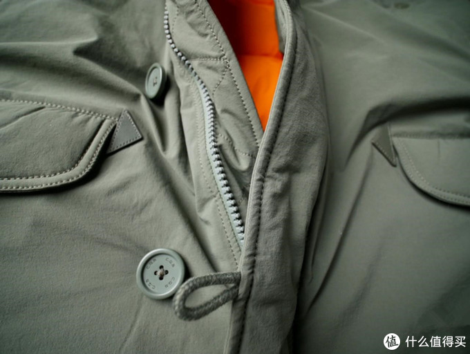 做你的贴心大棉袄—CQB N3B极地防寒羽绒大衣使用体验