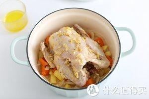 过年宴客菜--香蒜黄油烤鸡,好吃好做有排面