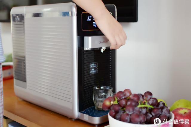 碧云泉净水机净化健康好水 为喝下的每一口水用心