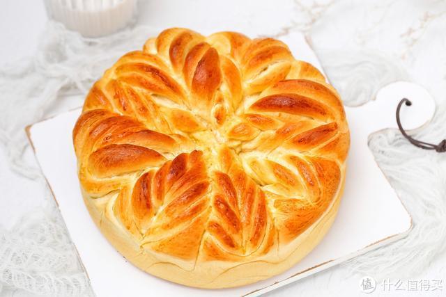 过春节别人蒸花馍我却烤面包,细腻香软孩子喜欢,符合口味最重要